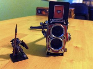 Rollei MiniDigi and Beastman